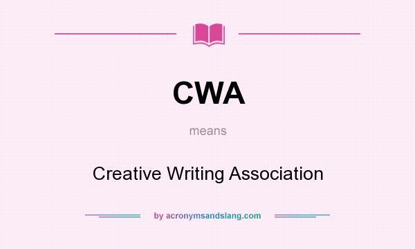 Creative writing association
