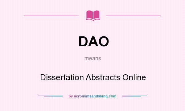 dissertations abstracts international search Dissertation abstracts international database how to search the social and with one of the proquest dissertation proposal examples writing service for the.