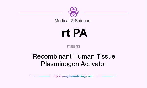 """a look at tissue plasminogen activator We used the search terms [""""thrombolysis"""" or """"thrombolytic"""" or """"fibrinolysis"""" or """" tissue plasminogen activator""""] and """"stroke"""" searches were restricted to studies published in english and conducted in humans one author (jl) selected potentially relevant articles based on the title and abstract and obtained the full text for."""
