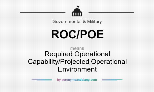 what does roc poe mean definition of roc poe roc poe stands for