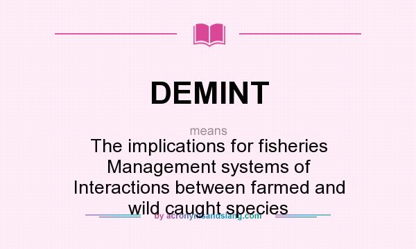 interactions between farmed and wild fish Accepted manuscript accepted manuscript 1 disease interaction and pathogens exchange between wild and farmed fish populations with special reference to.