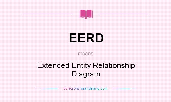 EERD - Extended Entity Relationship Diagram in Undefined by ...