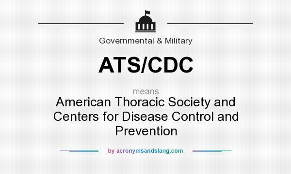 What Does Ats Mean >> What Does Ats Cdc Mean Definition Of Ats Cdc Ats Cdc