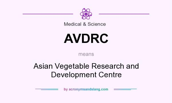center vegetable Asian development research
