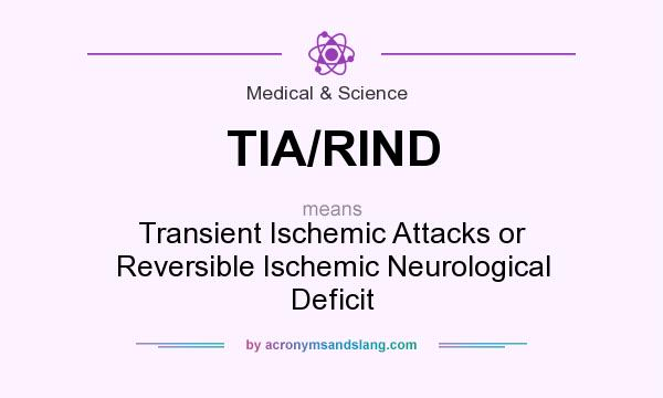 in medical terms what is a tia