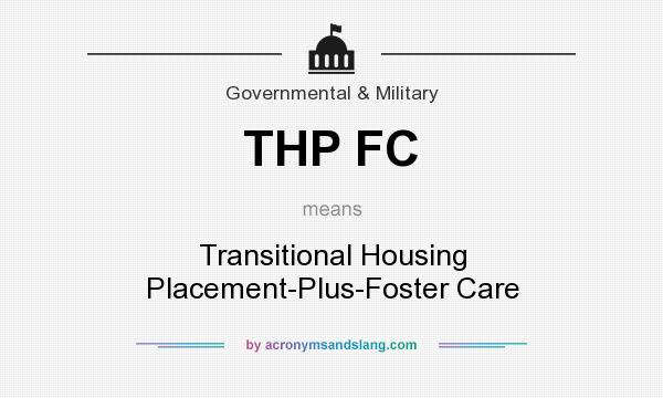 What Does Thp Fc Mean Definition Of Thp Fc Thp Fc