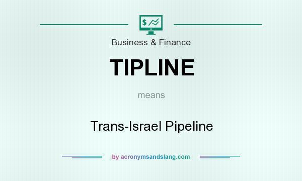 Pipeline definition finance