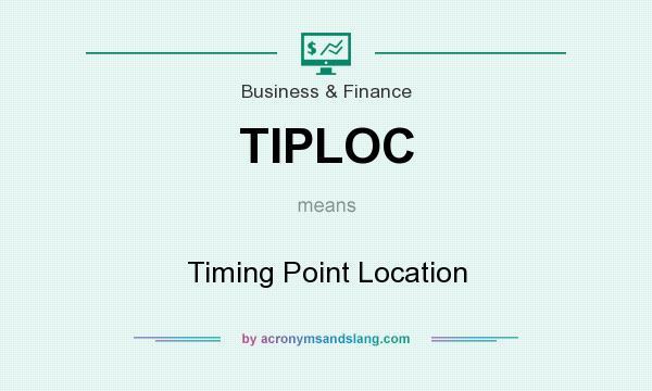 tiploc
