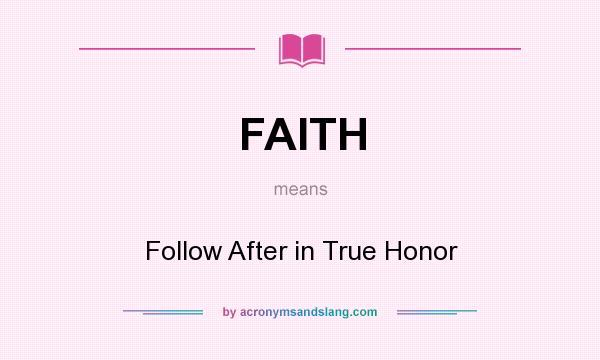 faith means trust trust - 600×360