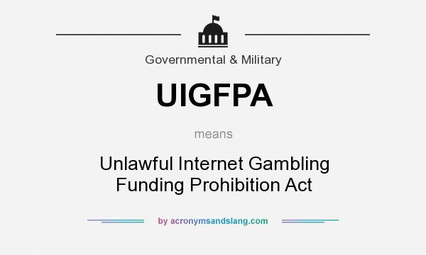Act gambling unlawful crekk casino