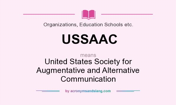 What does USSAAC mean? - Definition of USSAAC - USSAAC stands for