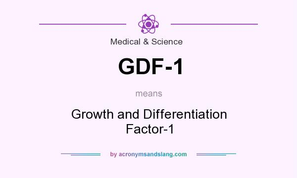 what does gdf mean
