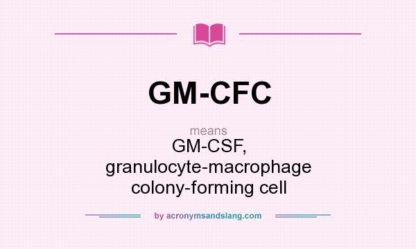 GM-CFC
