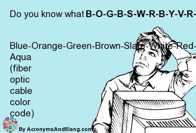 What Does B O G B S W R B Y V R A Mean Definition Of B