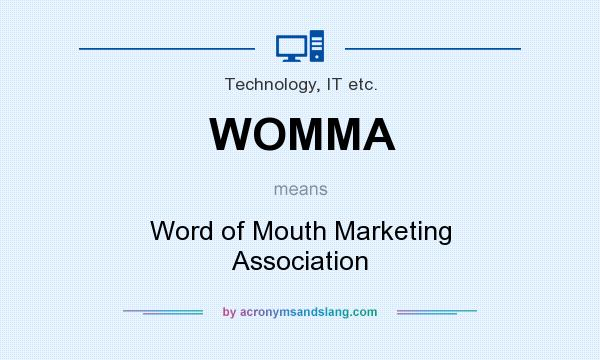 Womma Одежда