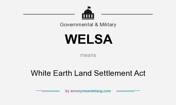 land settlement act