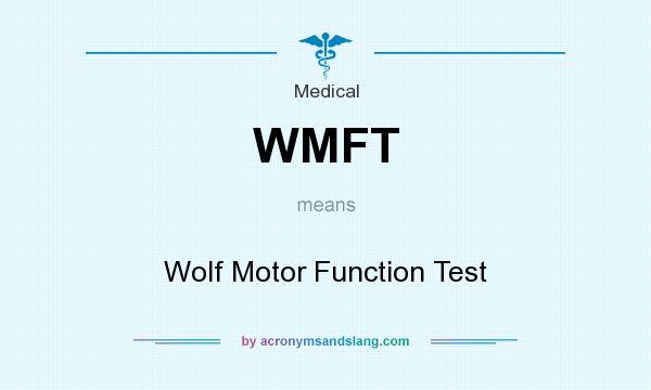wolf motor function test form frame design reviews check