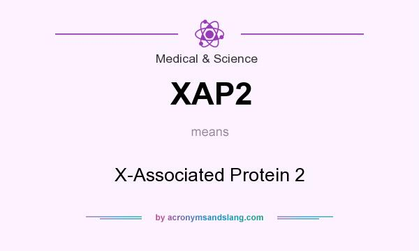 What does XAP2 mean? It stands for X-Associated Protein 2