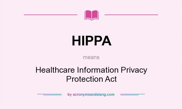 hippa essay Hippa and data security health insurance portability and accountability (hipaa) the hippa regulations address four broad areas.