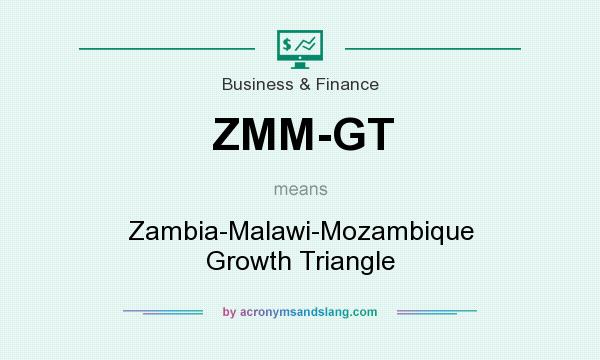 What does ZMM-GT mean? It stands for Zambia-Malawi-Mozambique Growth Triangle