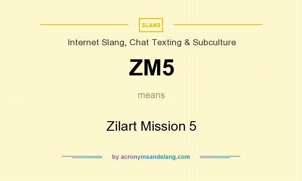 What does ZM5 mean? It stands for Zilart Mission 5