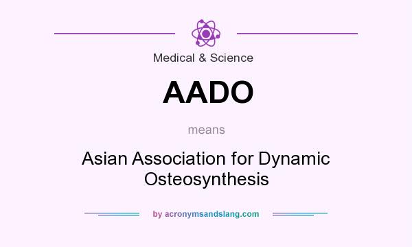association of osteosynthesis