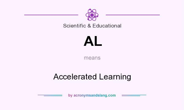 What does AL mean? It stands for Accelerated Learning