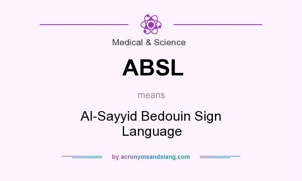 absl al sayyid bedouin sign language in medical science by. Black Bedroom Furniture Sets. Home Design Ideas
