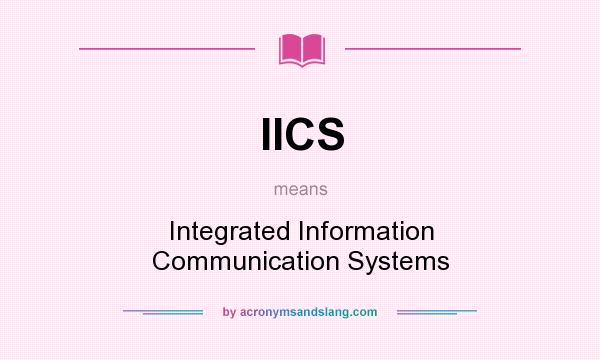 integrated communication information essay