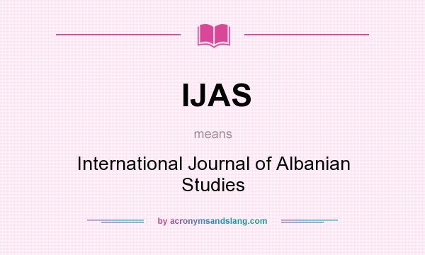 ijas essay