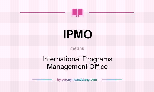 Office for international programs ballagrinn - International programs office ...