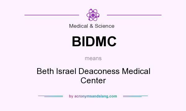 Bidmc Beth Israel Deaconess Medical Center In Medical Science By Acronymsandslang Com