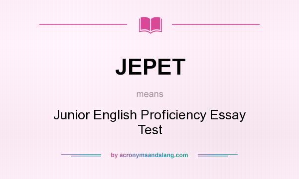 Proficiency essay rnekleri