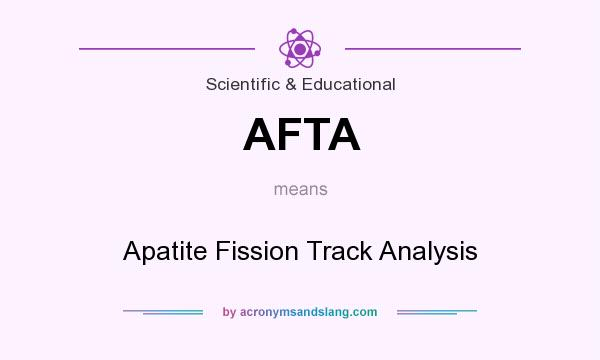 Fission track dating reliability definition