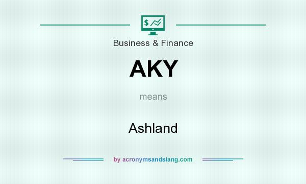 What does AKY mean? It stands for Ashland