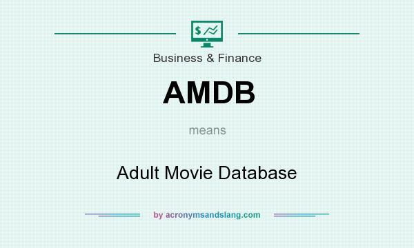 Adult video data base