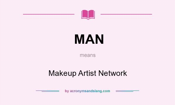 Man Makeup Artist Network By