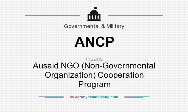 how to start a non governmental organisation