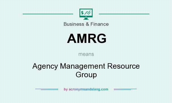 Agency Resource Group 6