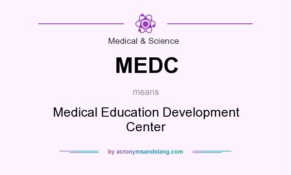 Image result for Medical Education Development Center (MEDC)logo